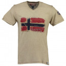 wholesale Childrens & Baby Clothing: Geograohical Norway T-Shirt