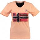 Großhandel Fashion & Accessoires: T-Shirt Frau  Geograohical Norwegen