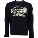 ingrosso Ingrosso Abbigliamento & Accessori: T-Shirt maniche  lunghe bambino Geographical Norway