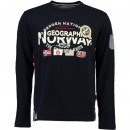 Großhandel Shirts & Tops: T-Shirt Langarm Geographical Norway