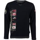 Großhandel Shirts & Tops: T-Shirt Langarm Geographical Norway