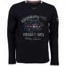 wholesale Childrens & Baby Clothing: Long Sleeve  T-Shirt Geographical Norway