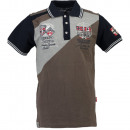wholesale Shirts & Tops: Children's  Polo Shirt Geographical Norway