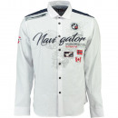 grossiste Chemises et chemisiers: Chemise manches longue homme Geographical norway