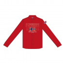 Großhandel Hemden & Blusen: Langarmhemd Mann Geographical Norway