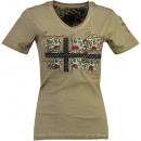 Großhandel Shirts & Tops: T-Shirt Frau Geographical Norway
