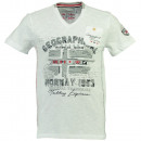 wholesale Shirts & Tops: Geographical Norway Men's T-Shirt
