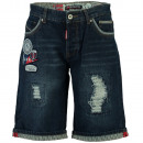 Großhandel Shorts: Geographical Norway Kinder Bermudashorts