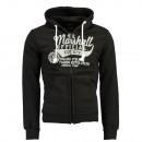 Großhandel Pullover & Sweatshirts: Us Marshall Männer Sweatshirt