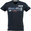Großhandel Fashion & Accessoires:Kindergeographisches  Geographical Norway T-Shirt