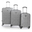 Großhandel Taschen & Reiseartikel: Set von 3 Koffer Geographical Norway