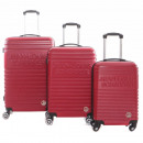 Set of 3 suitcases Jean Louis scherrer