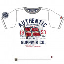 ingrosso T-shirts & Tops: T-Shirt da uomo Geographical Norway