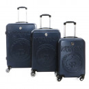 Großhandel Koffer & Trolleys: Set von 3 Koffer Geographical Norway