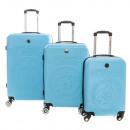 ingrosso Borse & Viaggi: Set di 3 valigie Geographical Norway