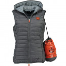 wholesale Coats & Jackets: BODYWARMER WOMAN Geographical Norway
