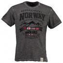 mayorista Ropa / Zapatos y Accesorios: T-Shirt HOMBRE Geographical Norway
