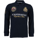 -LONG-HÜLSE-MANN  POLO Geographical Norway