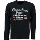 Großhandel Fashion & Accessoires: T-Shirt HÜLSEN MAN Canadian Peak