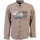 wholesale Shirts & Blouses: Geographical Norway Men's Long Sleeve Shirt