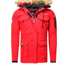 wholesale Coats & Jackets: Geographical  Norway Men's Parka