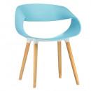 Chaises d'intérieur design lot de 4