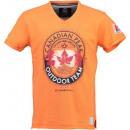 T-Shirt pico Hombre CANADIENSE