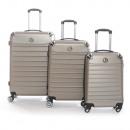 groothandel Tassen & reisartikelen: Set van 3 koffers Jean Louis scherrer
