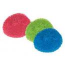 Großhandel Arbeitskleidung: CLEANING -  estropajo Lacitos Kunststoff 3 DS