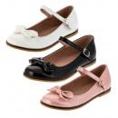 Festive girls ballerinas shoes 25-30