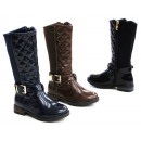 wholesale Shoes: Kids Girls Boots Boots Winter Shoes 31-36