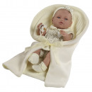 TOYS - DOLL -  Newborn 42 centimeters