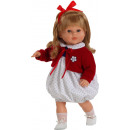 groothandel Speelgoed: TOYS - DOLL - Carla 52 centimeter
