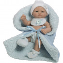 wholesale Toys: TOYS - DOLLS -  Mini Newborn 27 centime