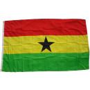 mayorista Regalos y papeleria: XXL bandera de Ghana 250 x 150 cm