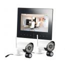 wholesale Outdoor & Camping: VisorTech radio surveillance set with 2 cameras