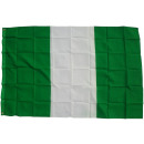 grossiste Gadgets et souvenirs: drapeau de drapeau Nigeria 90 x 150 cm