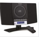 wholesale Clocks & Alarm Clocks: Denver MC-5220 Black Stand CD Player