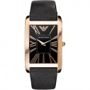 Emporio Armani AR2034 Men's Watch with leather