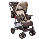 Lionelo Emma-Plus stroller Color: Brown