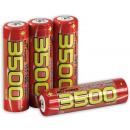 wholesale Batteries & Accumulators: McPower Mignon AA  Battery 4-pack with 3500 mAh