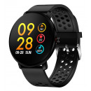 wholesale Jewelry & Watches: Denver Smartwatch SW-171Black Bluetooth Heart Rate