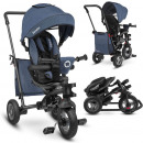 Lionelo Tris tricycle childrens bike in blue