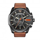 Diesel DZ4343 Mens Watch with Leather Strap and Ch