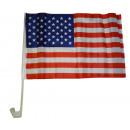 Car Flag USA 30 x 40 cm