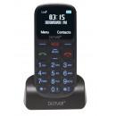 wholesale Mobile phone cases: DENVER GSP-120 seniors emergency call Handy phone