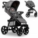 Lionelo ANNET dark gray stroller buggy