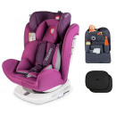 wholesale Child and Baby Equipment: Lionelo Bastiaan Car seat Isofix Violet