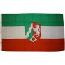 wholesale Fan Merchandise & Souvenirs: Flag North-Rhine Westphalia 90 x 150 cm