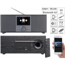 wholesale Consumer Electronics: VR Radio IRS-670 DAB + Internet Radio BLACK Wi-Fi